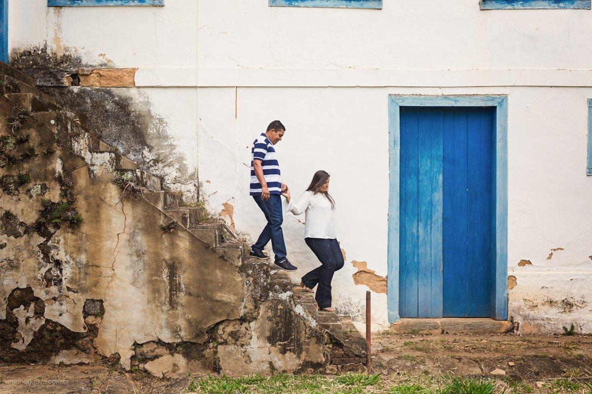 Ensaio pré-wedding registrado pelo fotógrafo de casamento RJ Edu Nogueira num lindo cenário