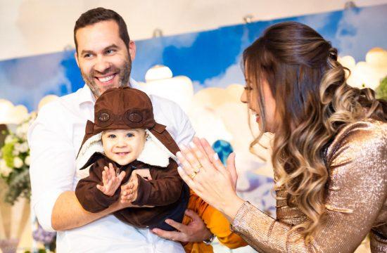 aniversário infantil 1 ano lorenzo ursinho aviador caetité