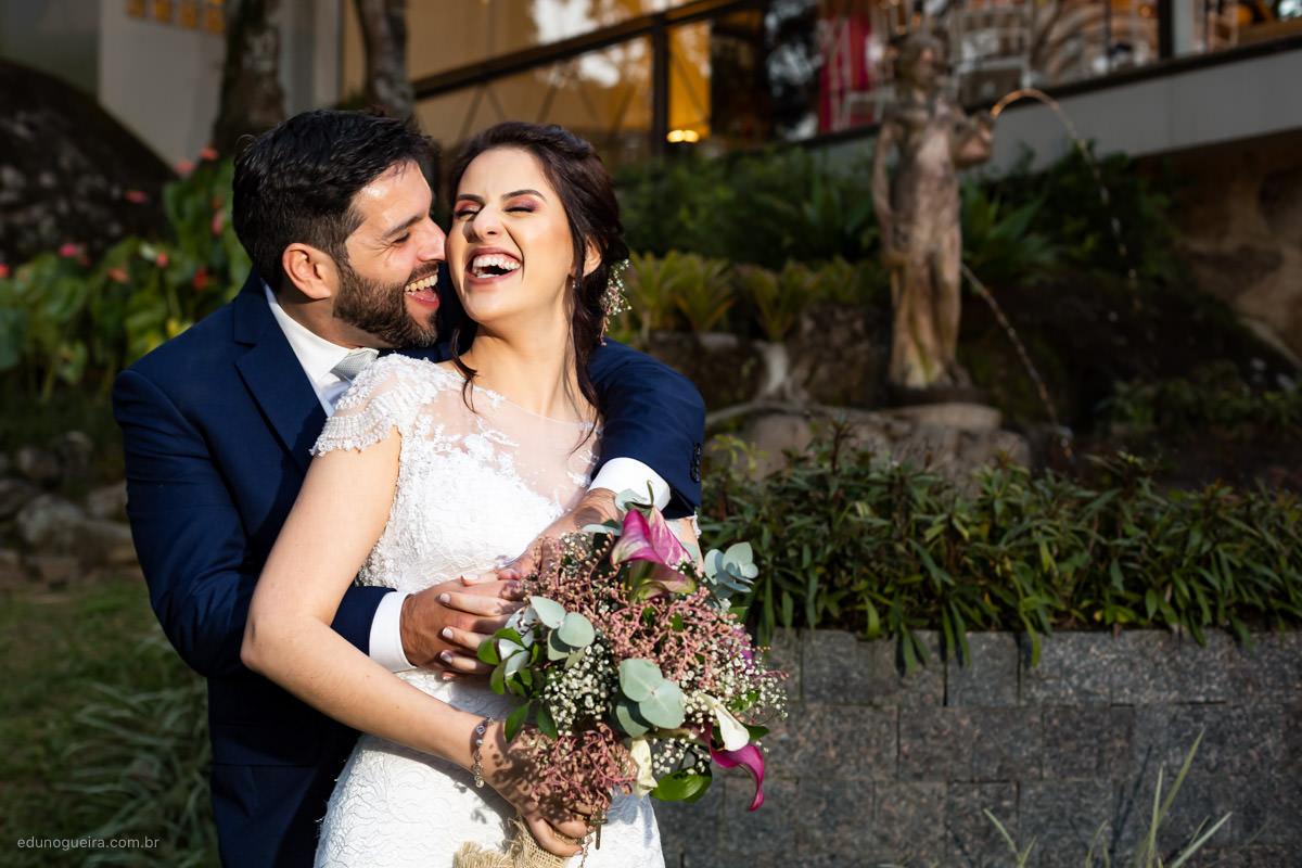 Luane e Luiz - Casamento em Itaipava no Solar das Bromélias